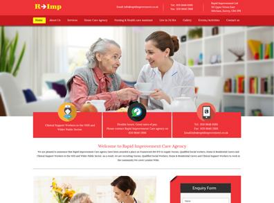 Home Care Agency, Home Care Agency London, Home Care Agency In London